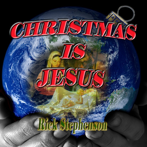 Christmas is Jesus - Physical CD