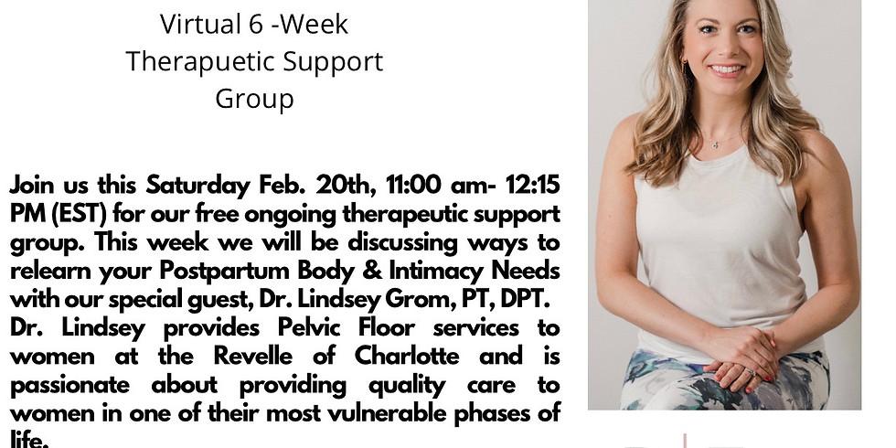 """Thriving In the 4th Trimester"" 6 Week Perinatal Group Week 4"