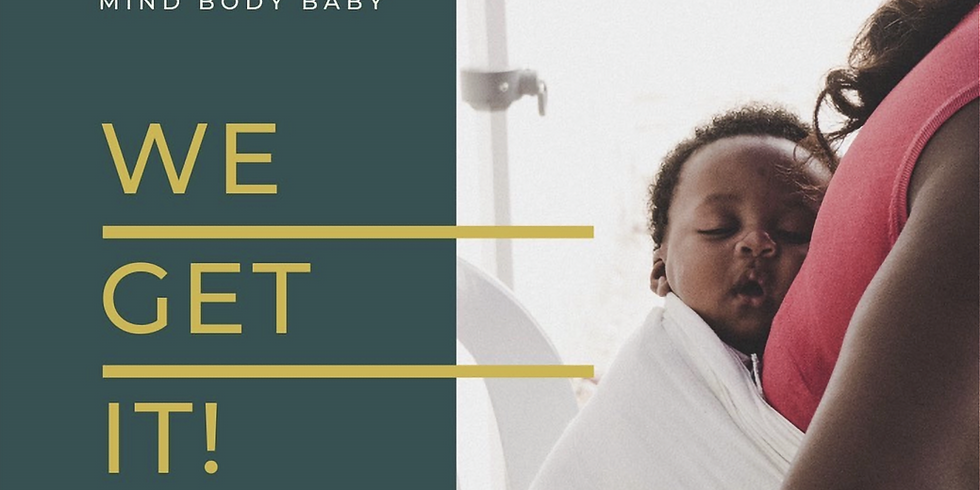 Virtual Postpartum Support Group