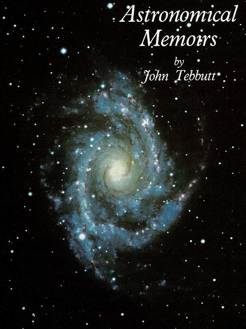 Astronomical Memoirs by John Tebbutt