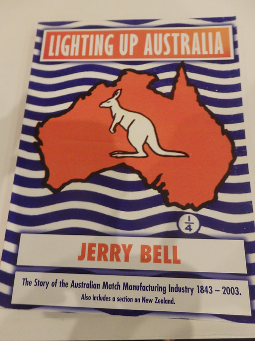 Lighting up Australia by Jerry Bell