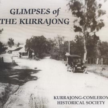 Glimpses of the Kurrajong by Kurrajong-Comerly Historical Society