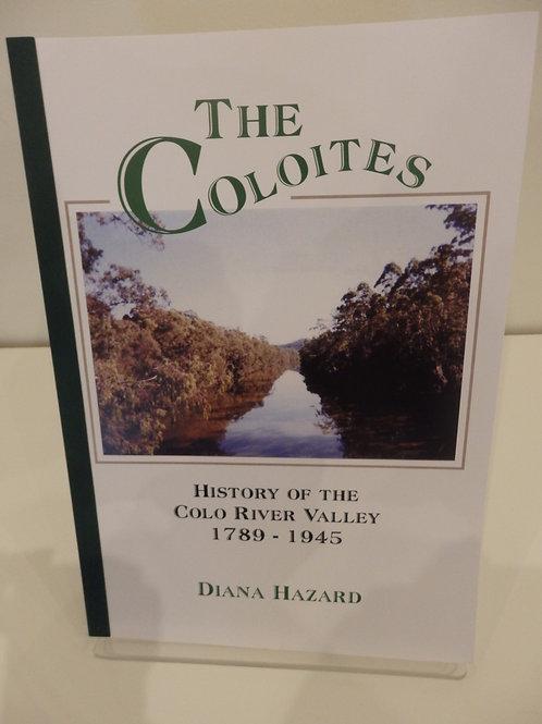 The Coloites by Diana Hazard