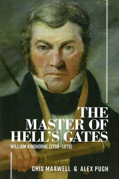 The Master of Hell's Gate by Chis Maxwell & Alex Pugh