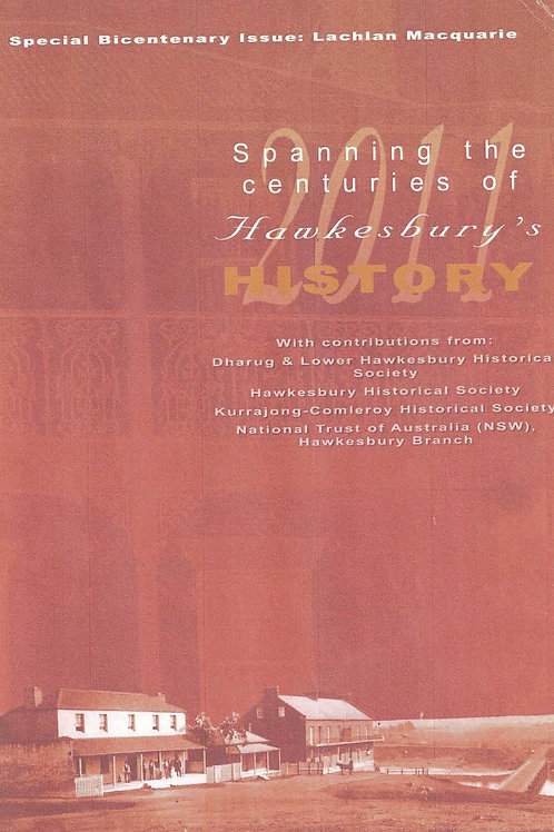 Spanning The Centuries Hawkesbury HistoryVol. 2 by Hawkesbury Historical Soc.