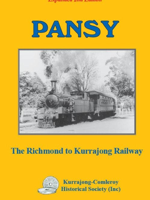 Pansy by Kurrajong-Comleroy Historical Association