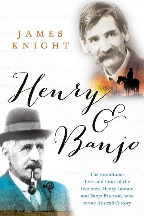 Henry & Banjo by James Knight