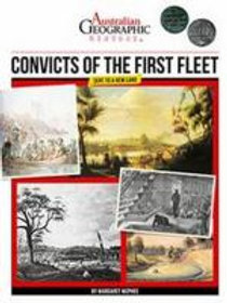 Convicts of the First Fleet by Margaret McPhee