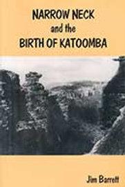 Narrow Neck & Birth of Katoomba by Jim Barrett