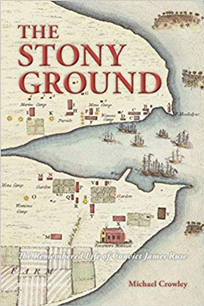 The Stony Ground by Michael Crowley