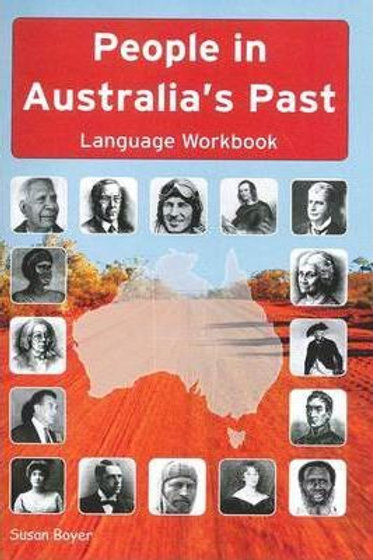 People in Australia's Past by Susan Boyer