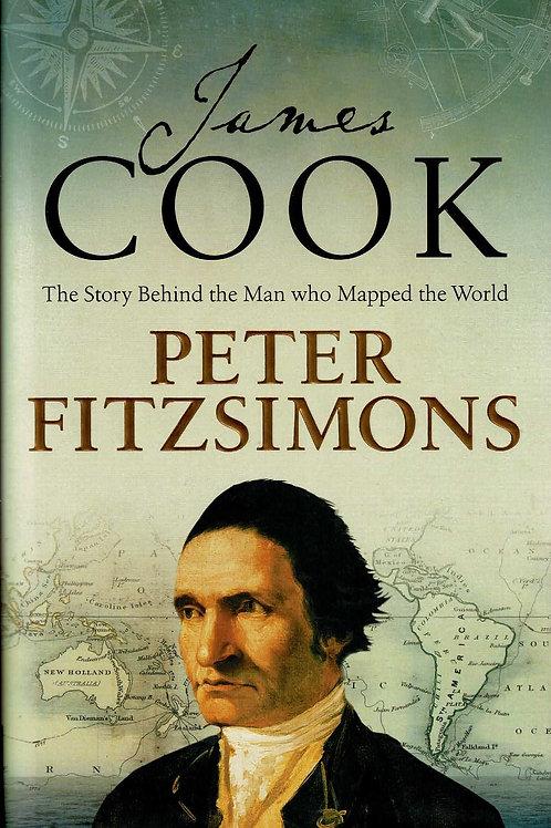 Captain James Cook by PeterFitzSimons