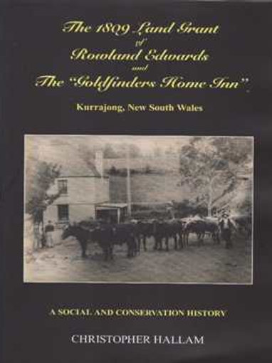 The 1809 Land Grant of Rowland Edwards by Christopher Hallam