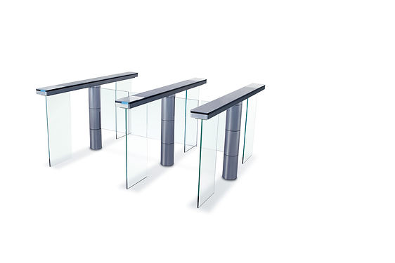 UNI Gate security turnstile