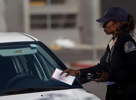 Beware:  Parking Enforcement is Back!