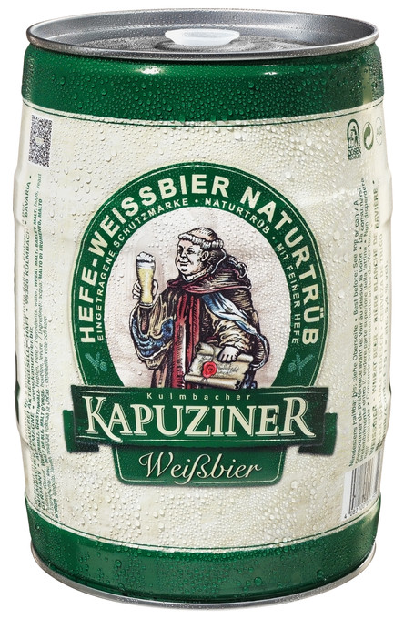 BARRIL HEFE-WEISSBIER