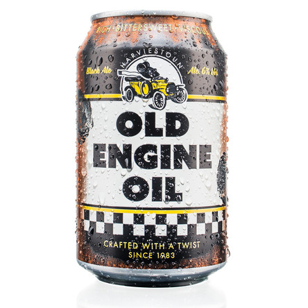 LATA OLD ENGINE OIL