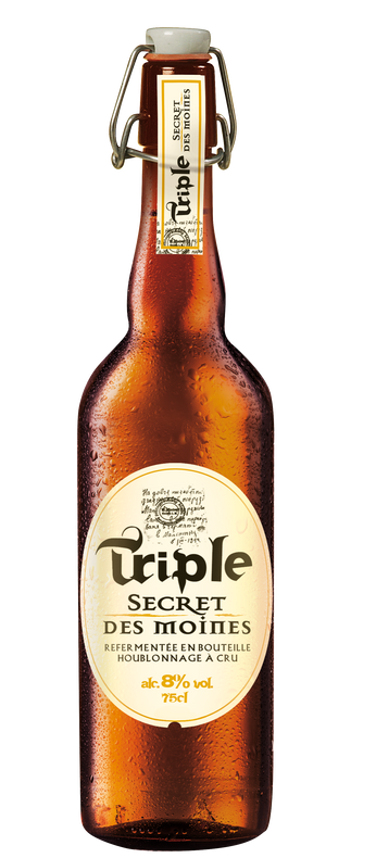 BOTELLA TRIPLE SECRET