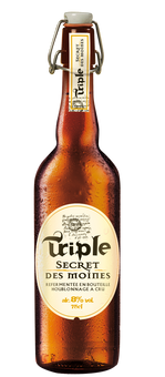 BOTELLA TRIPLE SECRET