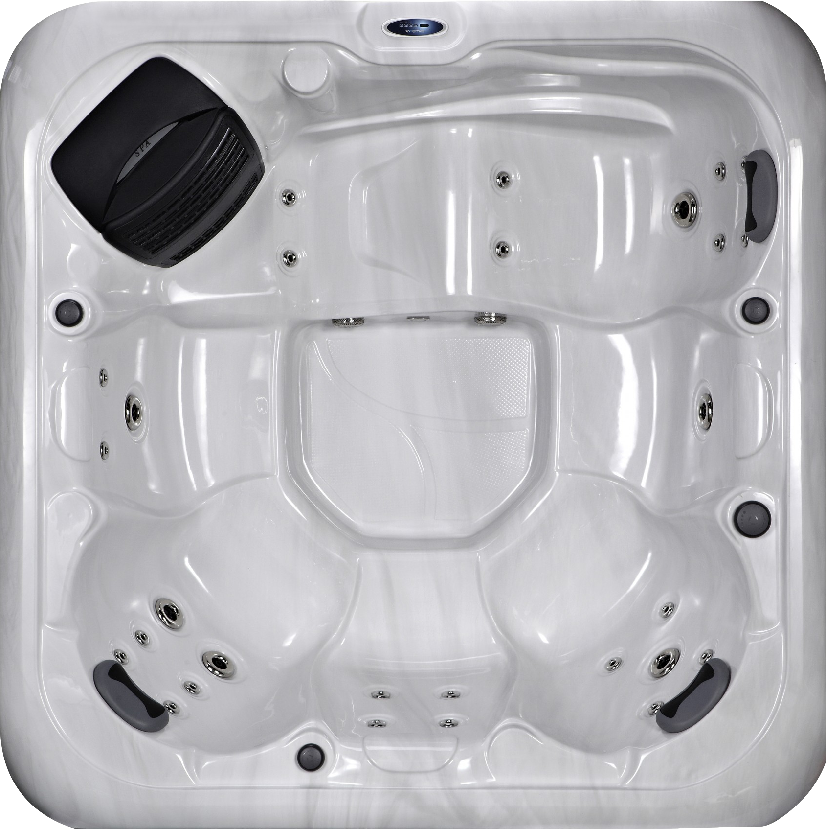 Platinum Spas Vienna Hot Tub
