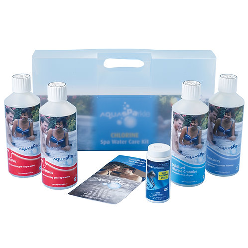 Pool/Spa Starter Kit (Chlorine)