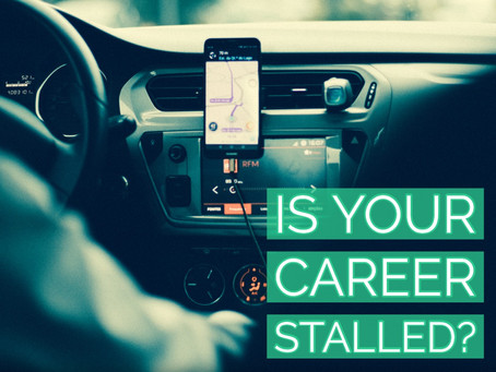 Is Your Career Stalled?