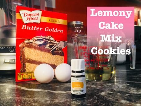 Work-Life Balance: Cake Mix Cookies