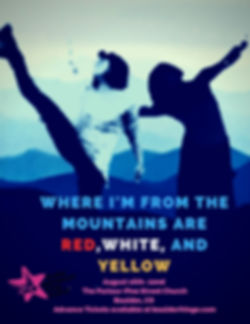 where i'm from the mountains are red,whi