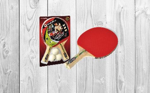 3 Stars Table Tennis Racket set