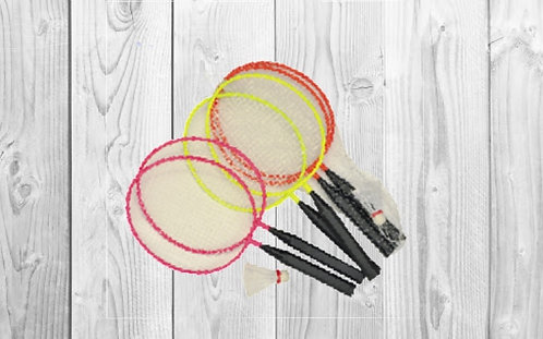 Badminton Leisure time series Small
