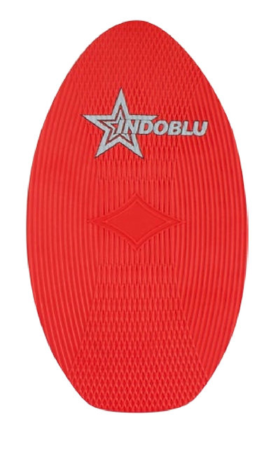 """Skimboard 35"""" - Traction pad - Red"""