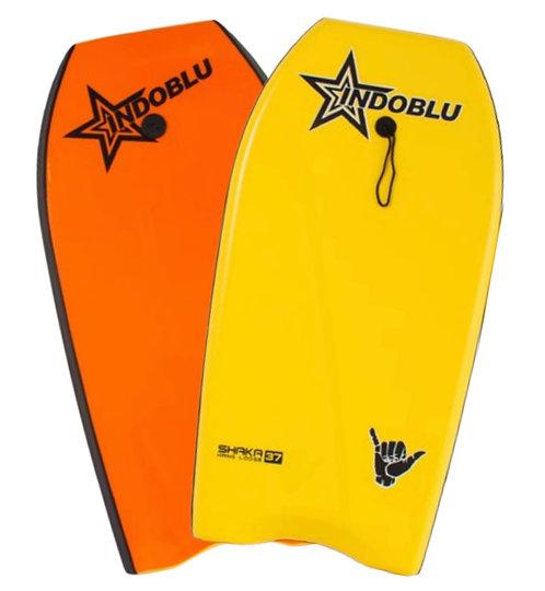 "Sharka EPS Core Body Board 37"" - Yellow / Orange"