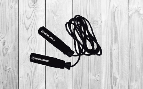 Foam handle jump rope