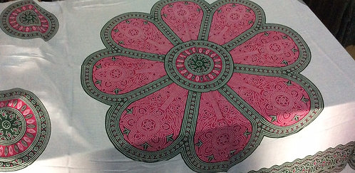 SRG - Sarong Print Mix - Style 8