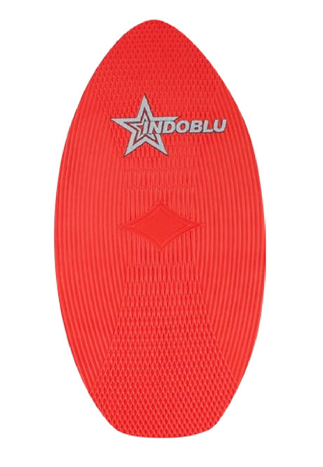 "Skimboard 41"" - Traction pad - Red"