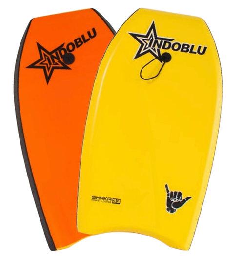 "Sharka EPS Core Body Board 33"" - Yellow / Orange"