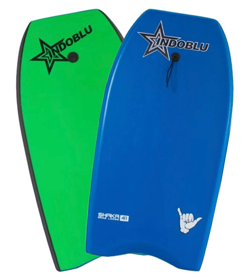 "Sharka EPS Core Body Board 41"" - Dark Blue / Green"