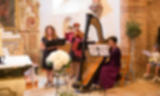 musicien église mariage