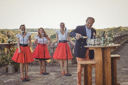 chanteuse mariage chanteuse mariage occitanie chanteuse mariage nouvelle aquitaine chanteuse cocktail groupe de swing occitanie