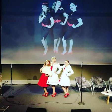 Concert de Noël à Toulouse avec les Christmas Mademoiselles