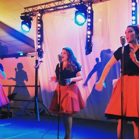 Concert de Swing lors de l'assemblée générale du crédit agricole à Castelsarasin