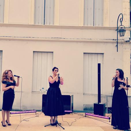Fête de la musique à Salles