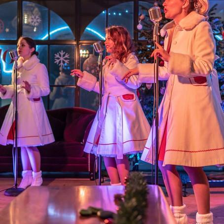 Concert de Noël sur le marché des Sables d'Olonne
