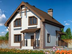 Дом из газобетона (1)