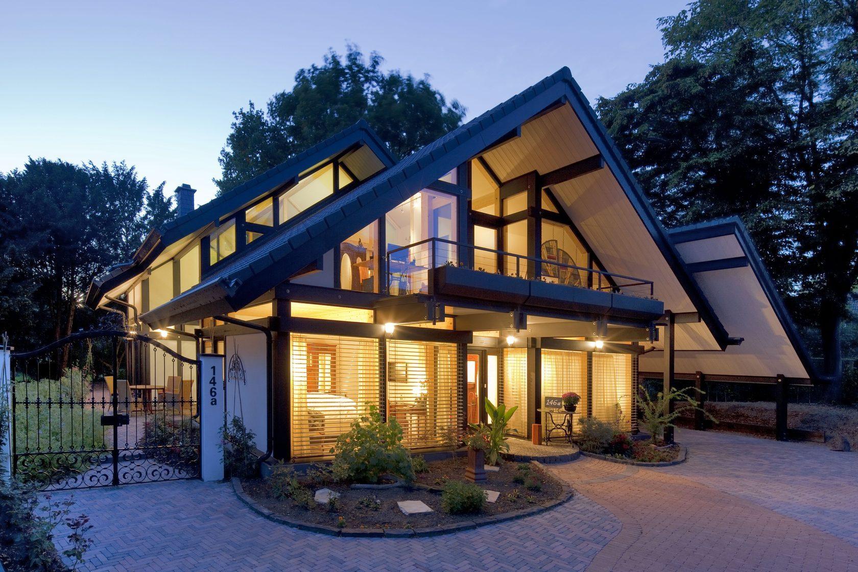 Каркасный дом (2)