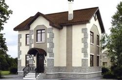 Дом из арболита (4)