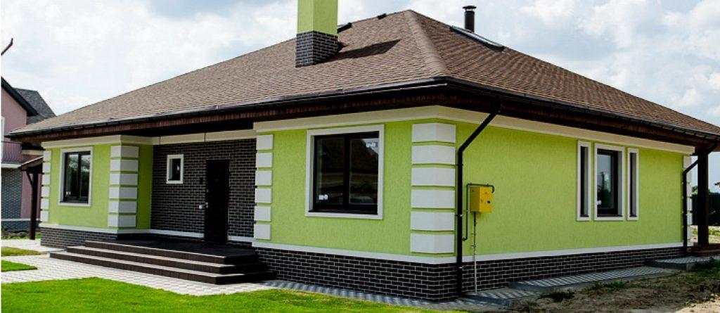 Дом из арболита (3)