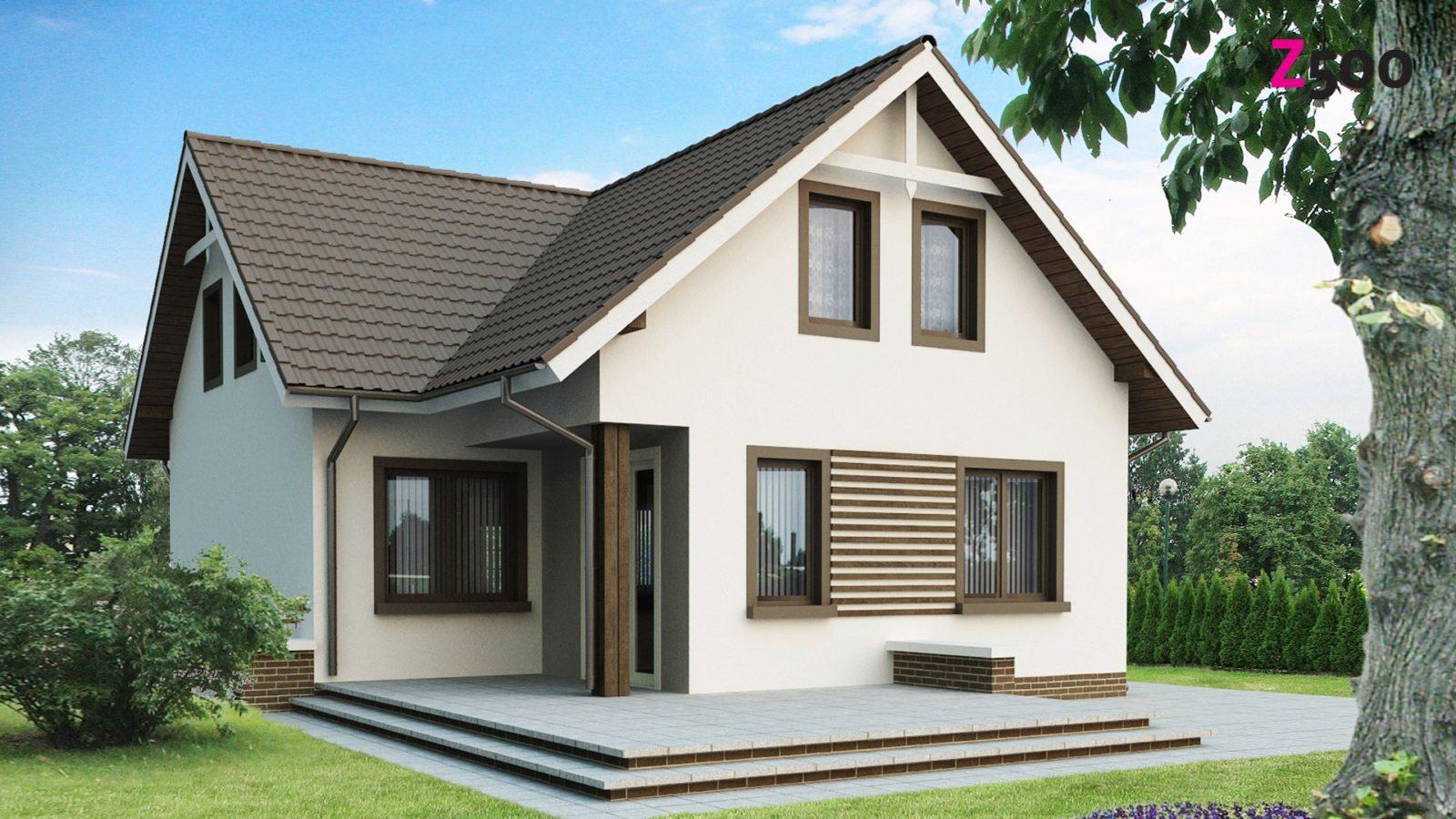 Дом из газобетона (2)