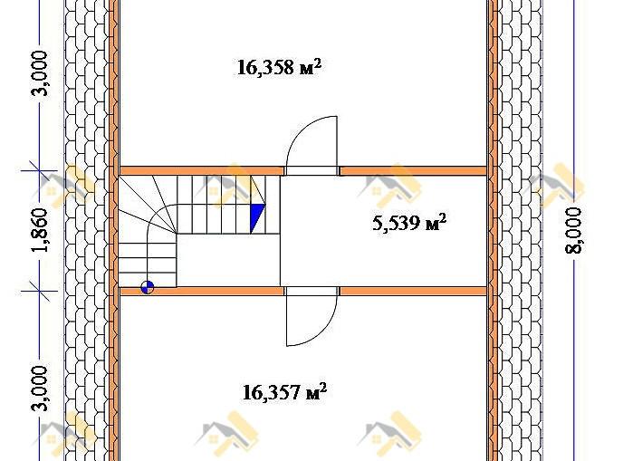 П-2 (Брус 6х8 (2))