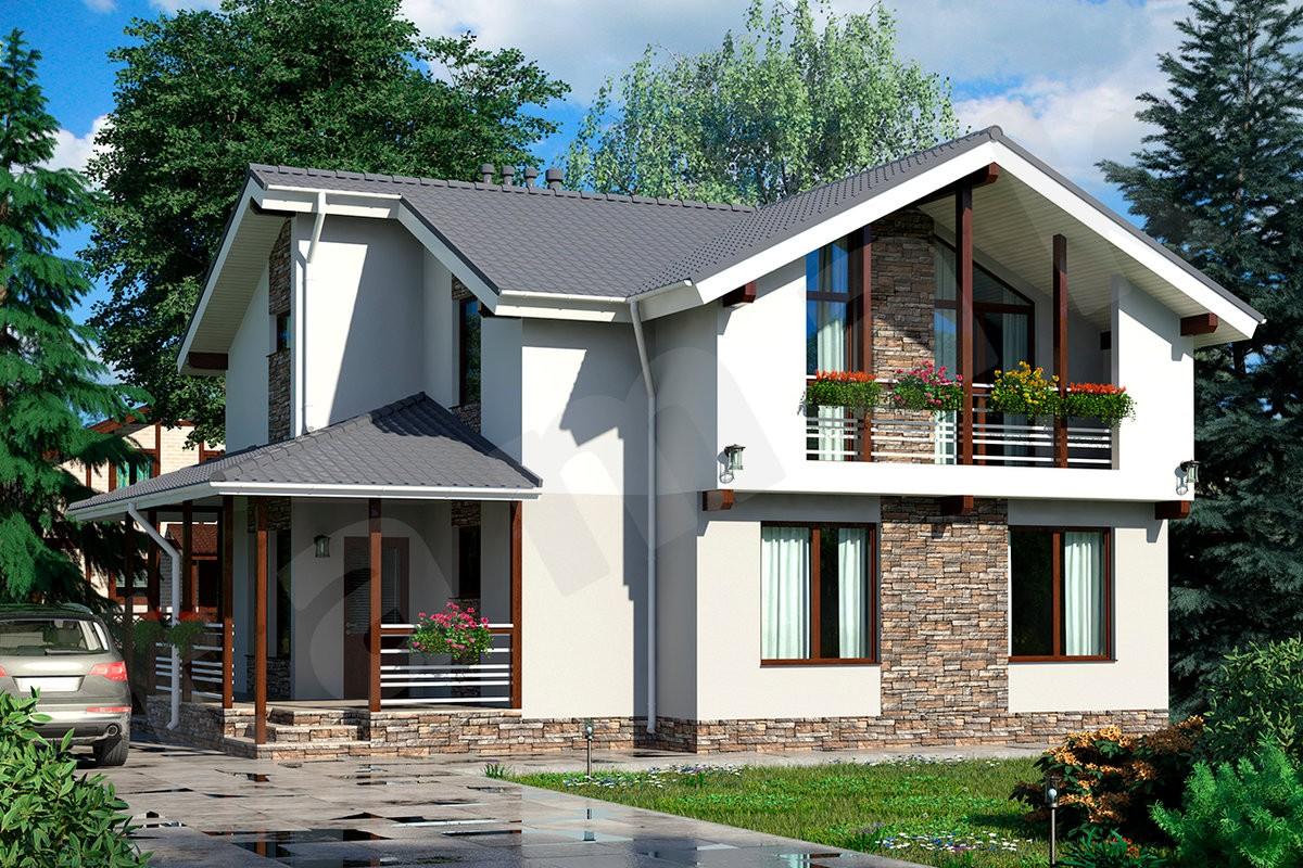 Каркасный дом (5)